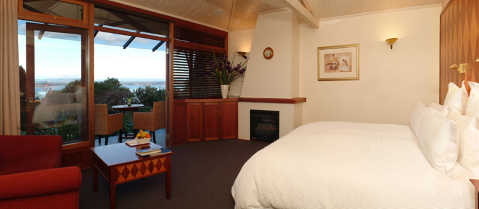 Hotel Lake Taupo Lodge Neuseeland