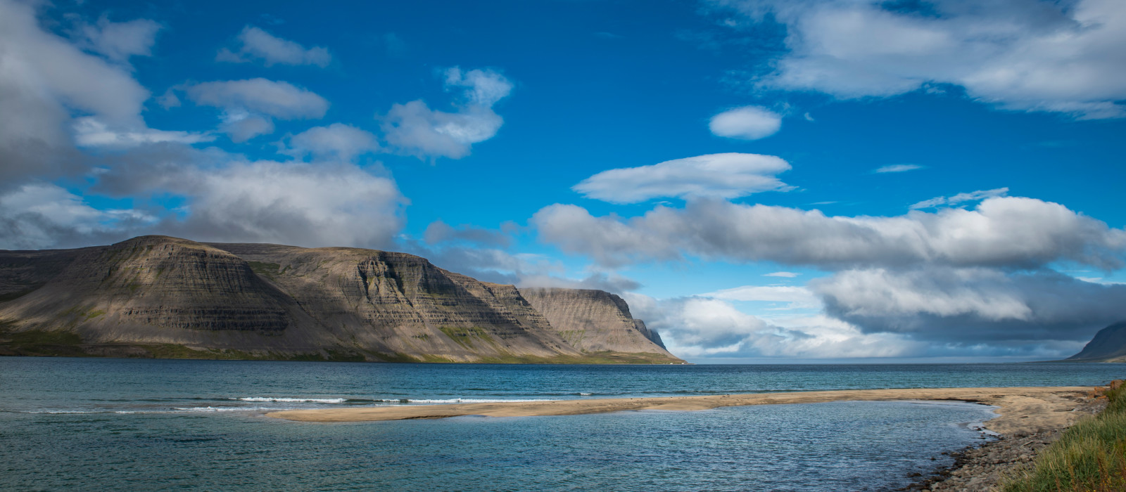 Destination Patreksfjörður Iceland