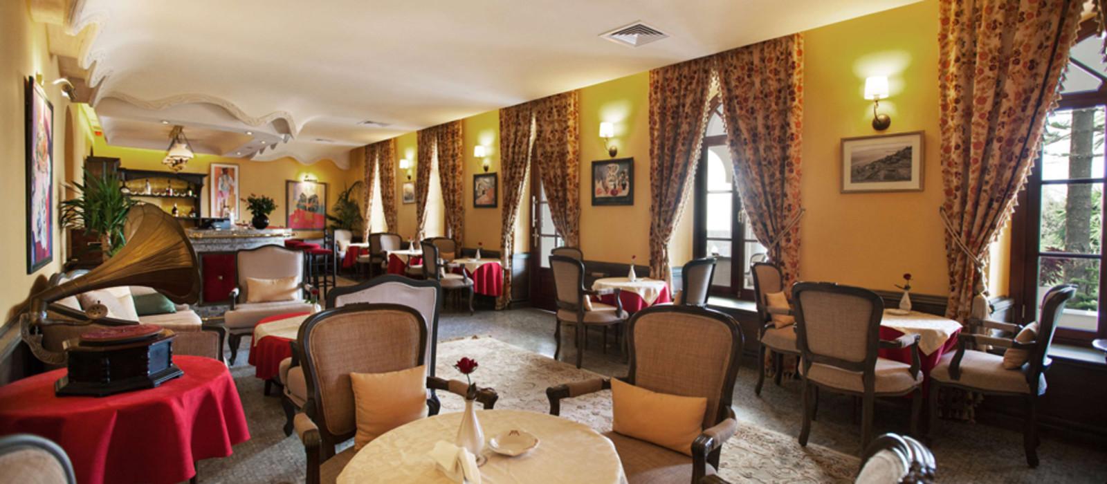 Hotel Grand  Villa de France Marokko