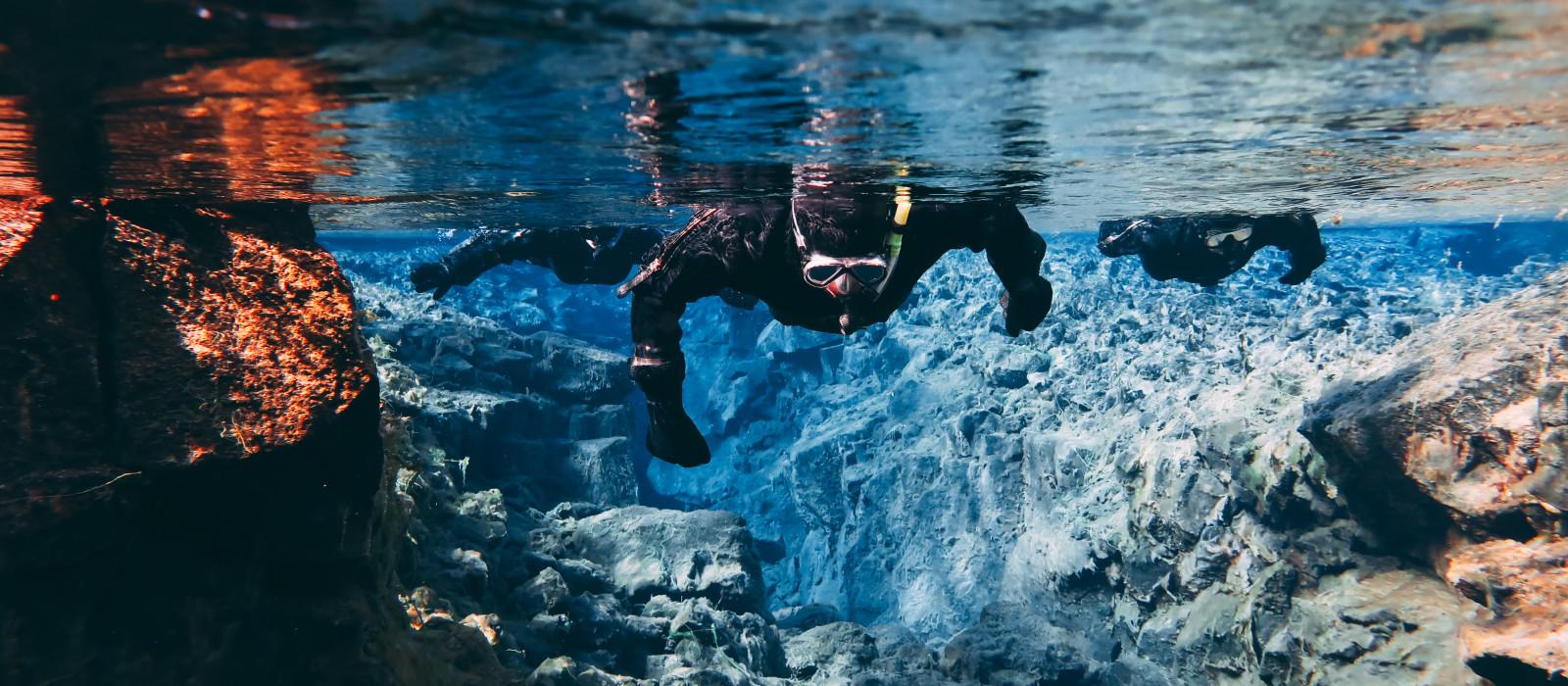 Reiseziel Thingvellir Nationalpark Island