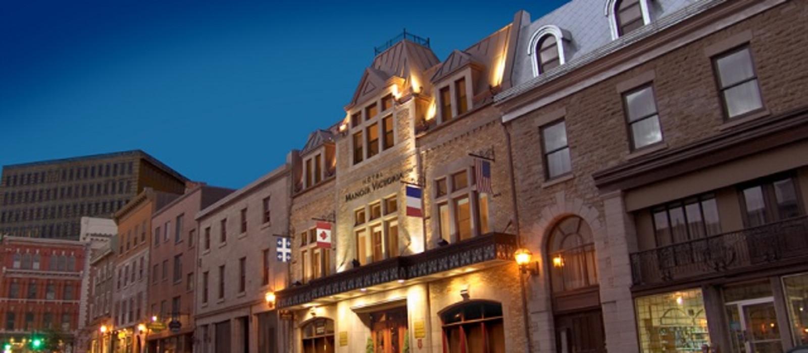 Hotel Manoir Victoria Kanada