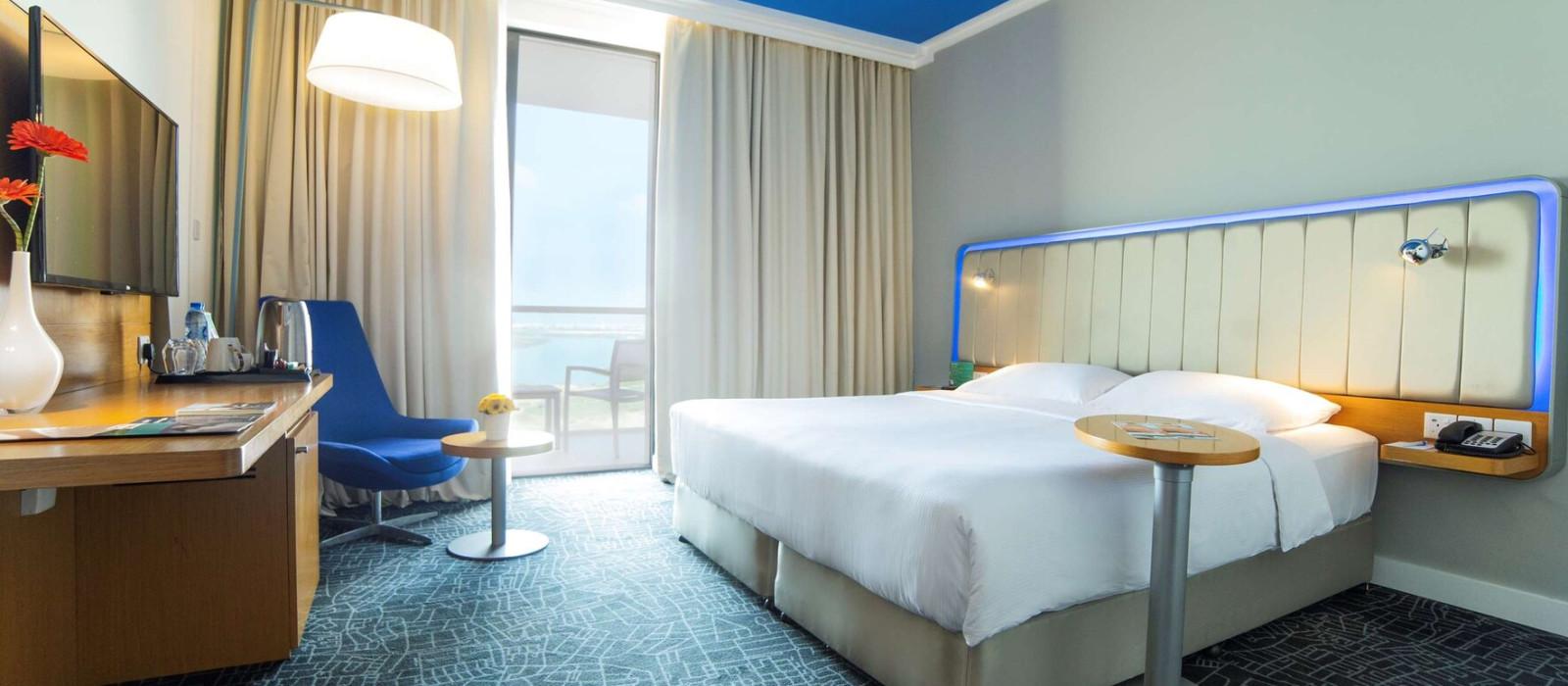 Hotel Park Inn by Radisson Abu Dhabi, Yas Island