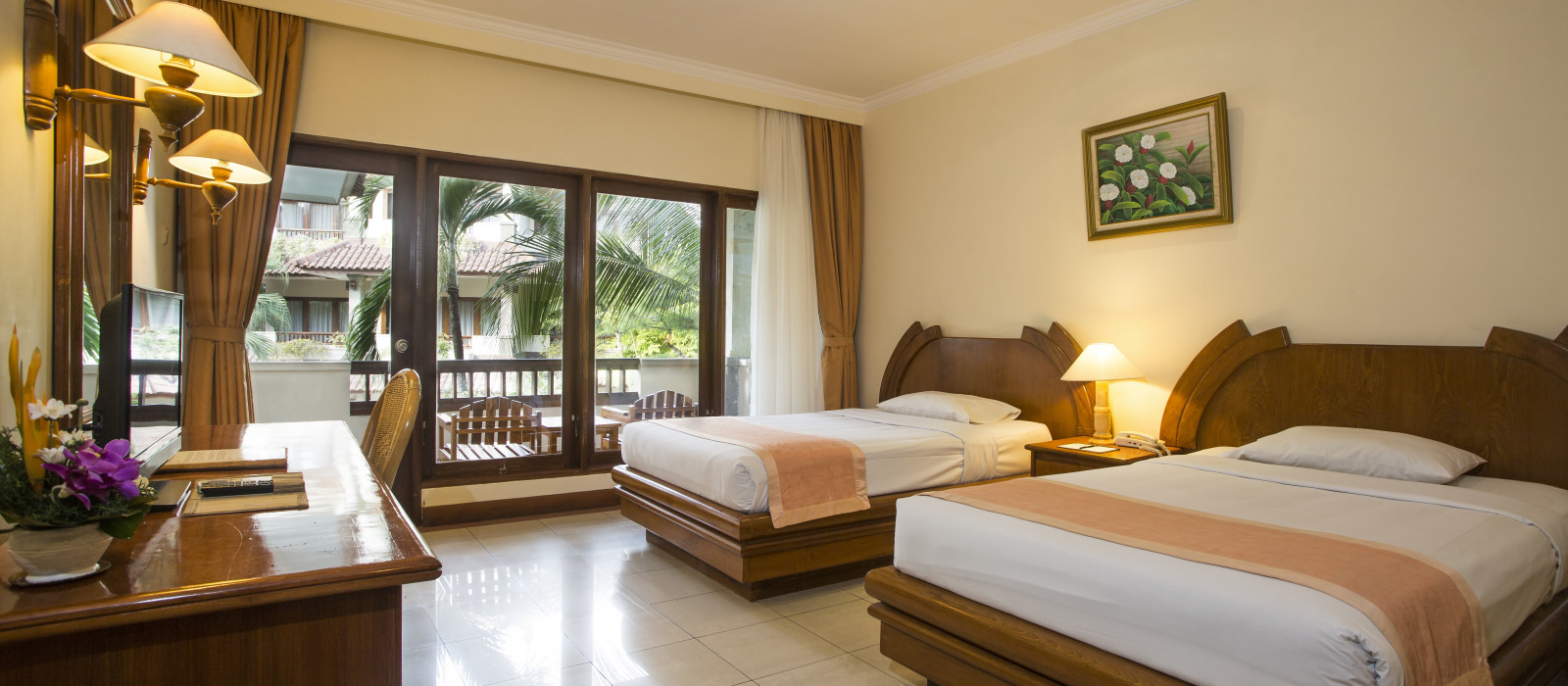 Hotel Parigata Resort and Spa Indonesien