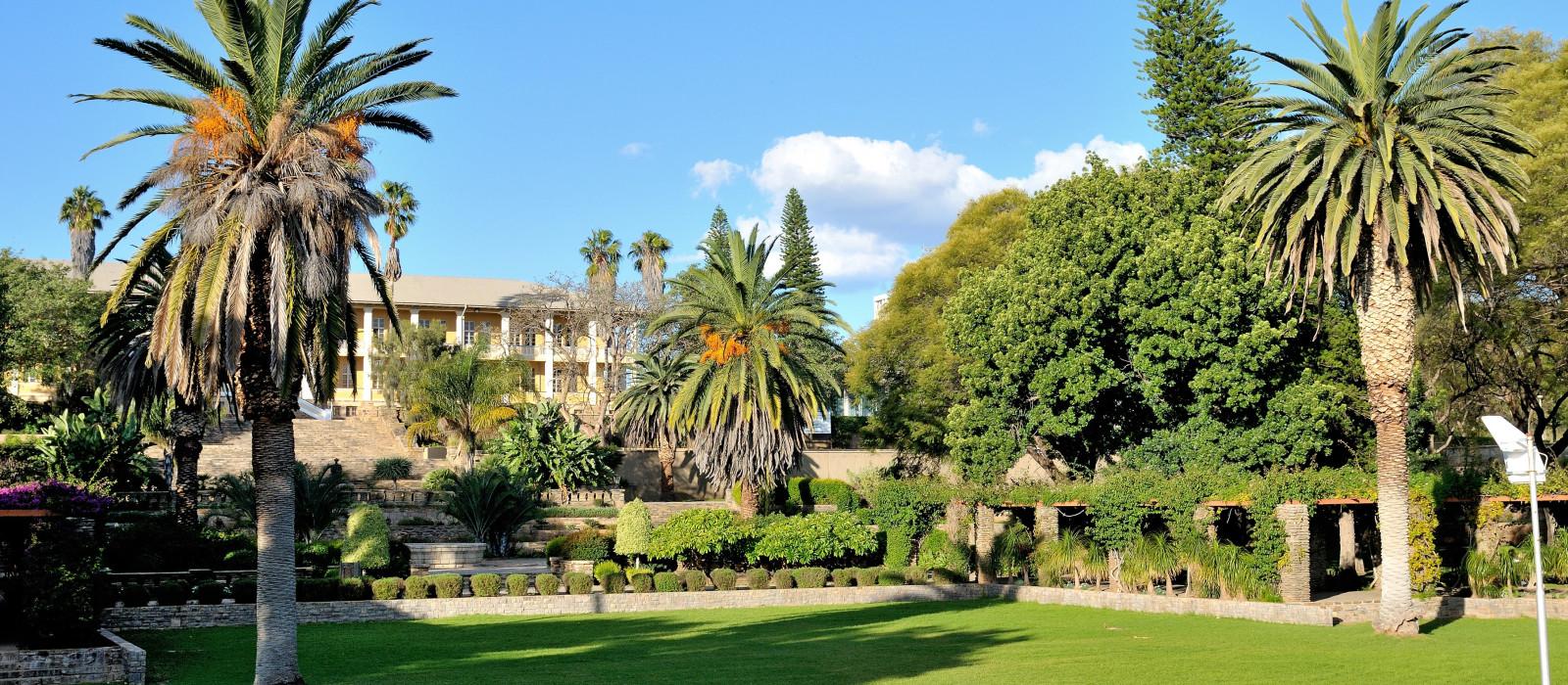 Hotel Villa Violet Namibia