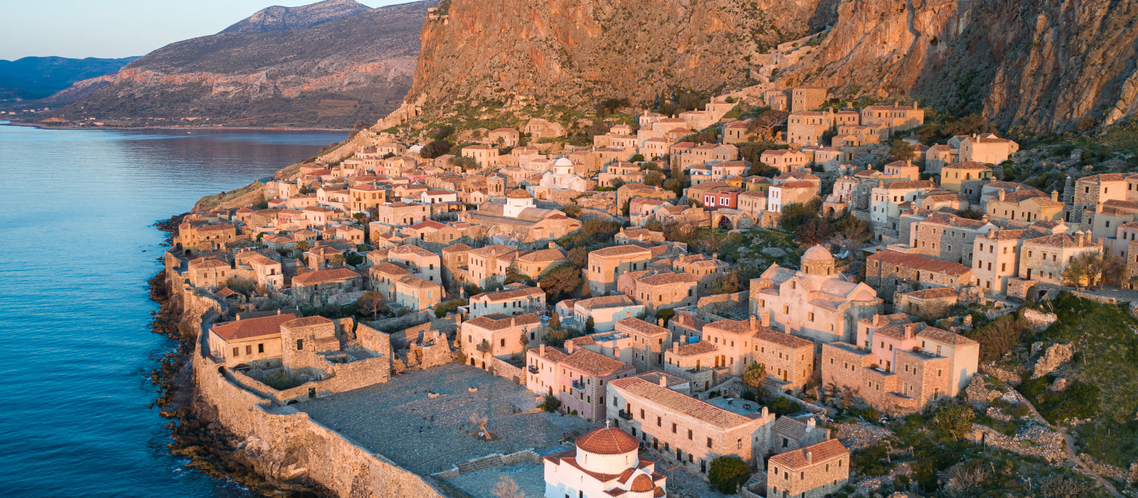 Destination Monemvasia Greece