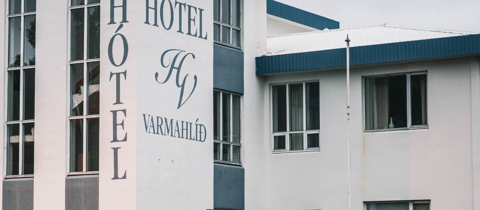 Hotel  Varmahlíð Island