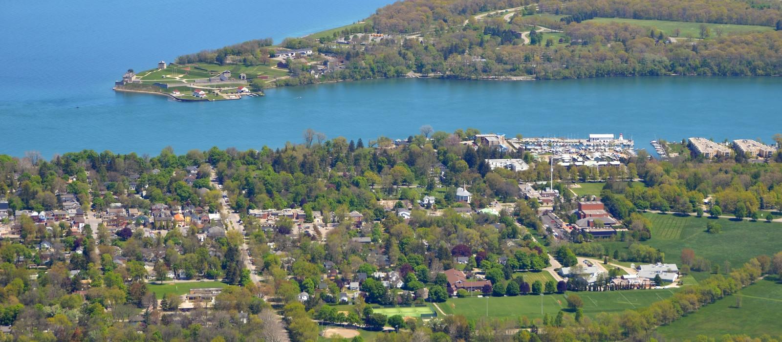 Reiseziel Niagara-on-the-Lake Kanada