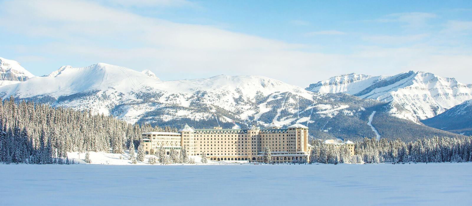 Hotel Fairmont Chateau Lake Louise Canada