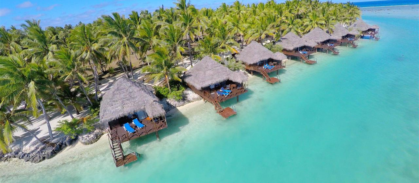 Hotel Aitutaki Lagoon Private Island Resort Cook Inseln