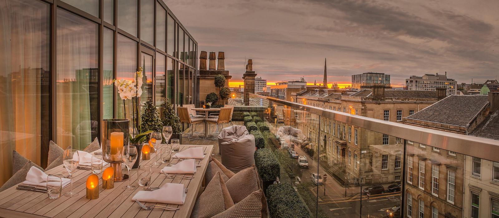 Hotel Kimpton Blythswood Square  UK & Ireland