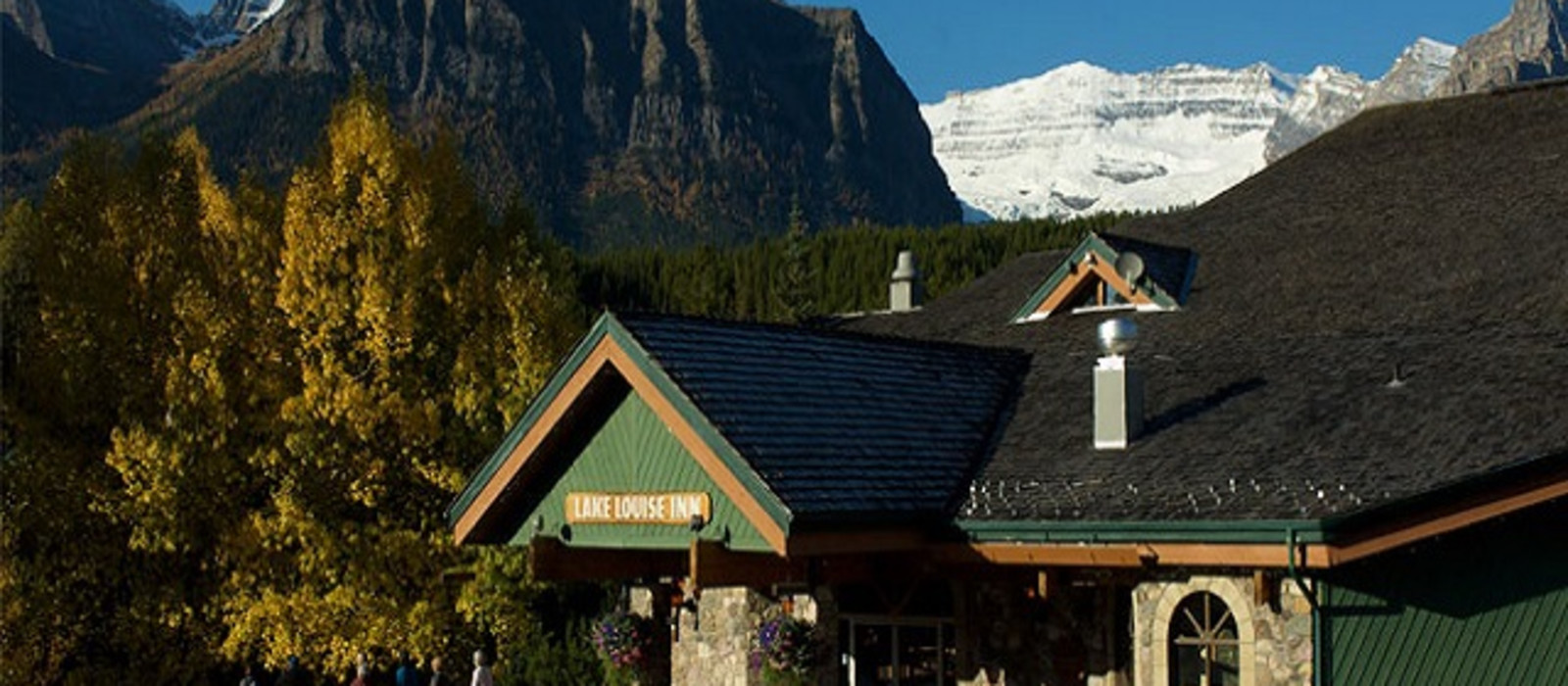 Hotel Lake Louise Inn Kanada