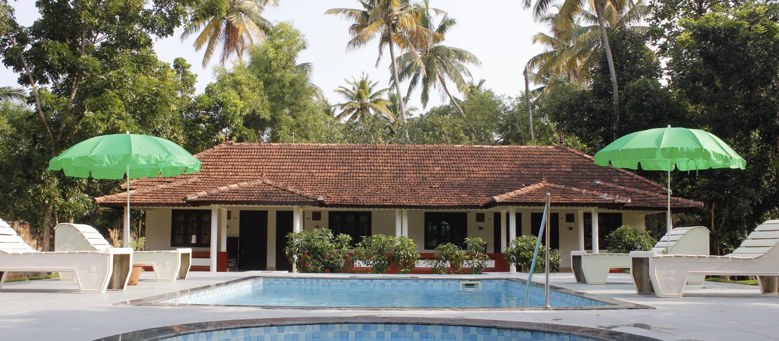 Hotel Marari Sands Beach Resort Südindien