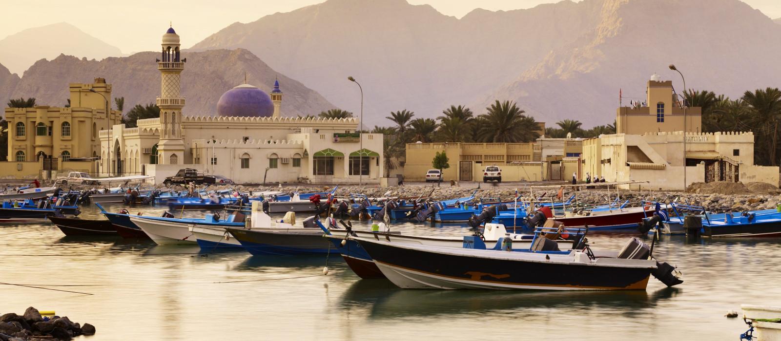 Destination Khasab and Musandam Region Oman