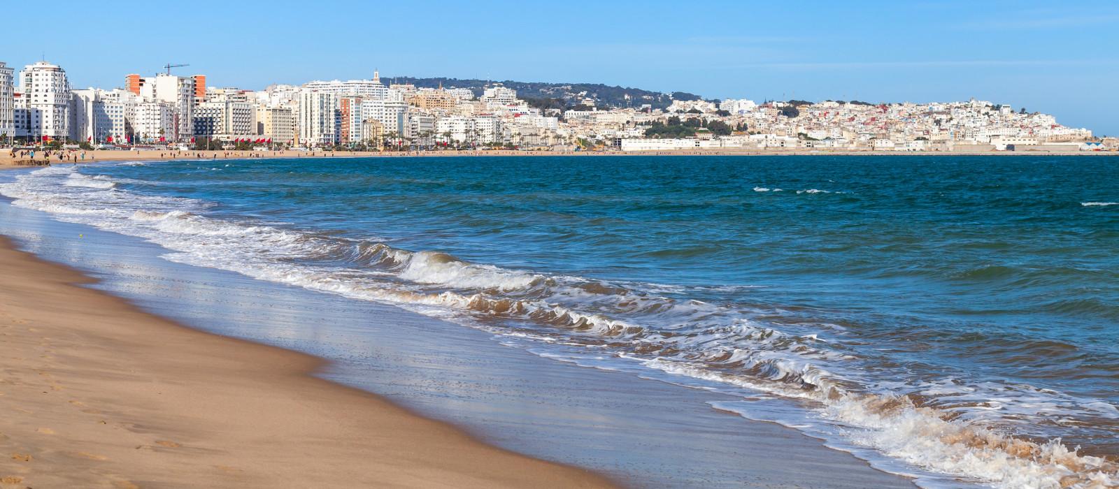 Destination Tangier Morocco