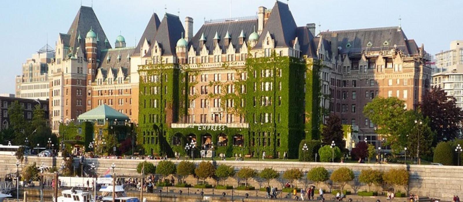 Hotel Fairmont Empress Kanada