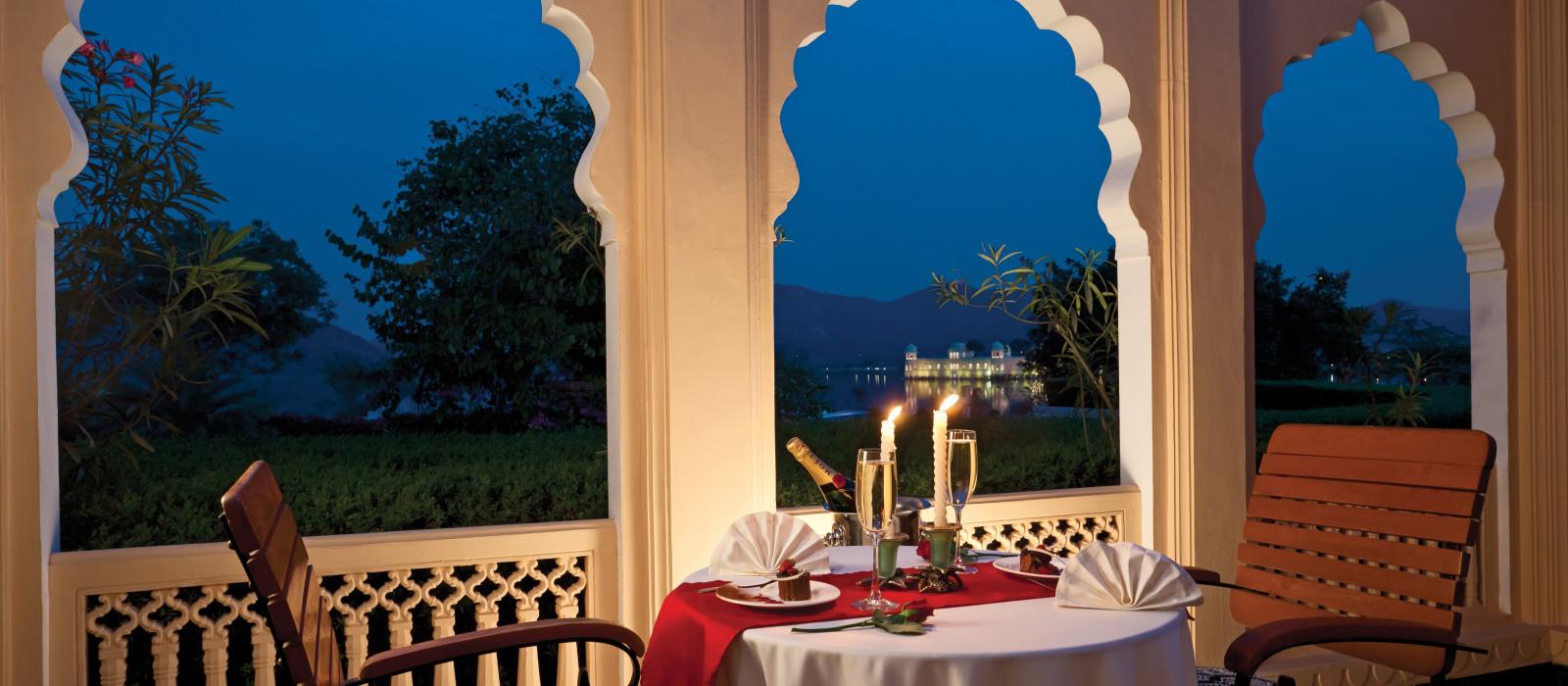 Hotel The Trident Jaipur Nordindien