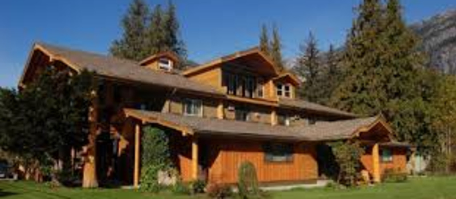 Hotel Bella Coola Mountain Lodge %region%