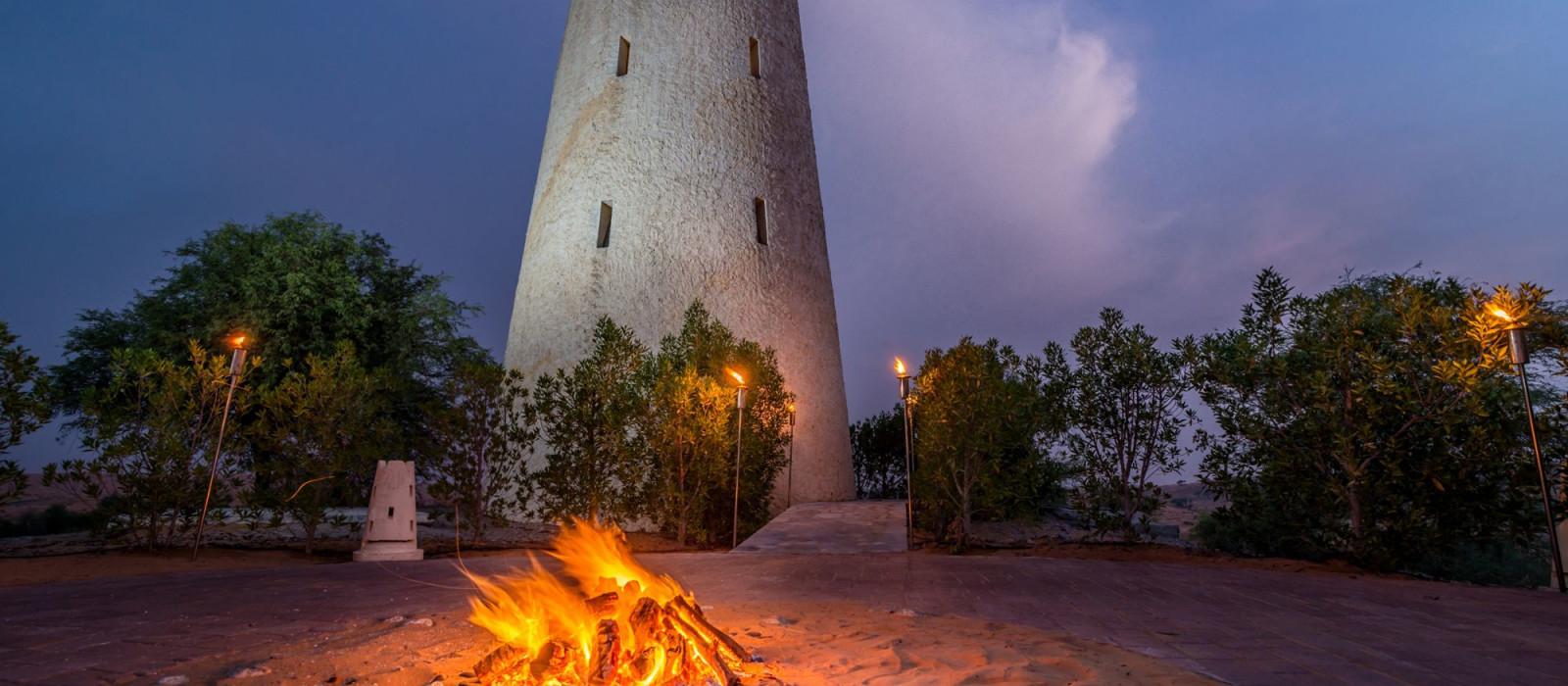 Reiseziel Ras Al Khaimah Vereinigte Arabische Emirate