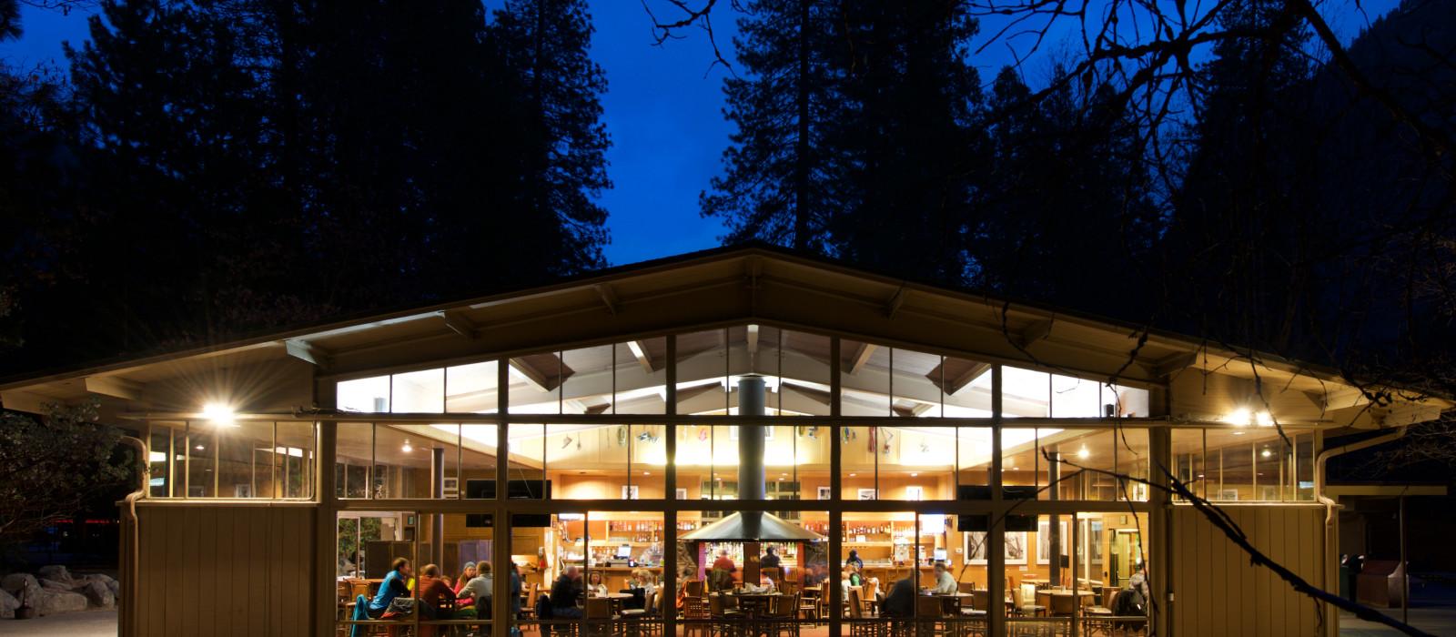 Hotel Yosemite Valley Lodge (Yosemite NP) USA
