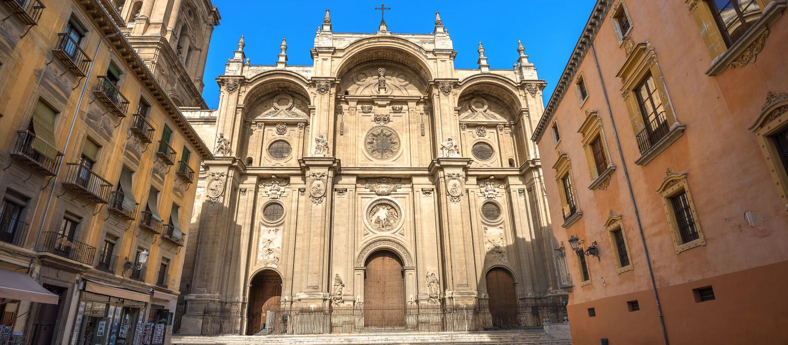 Reiseziel Granada Spanien