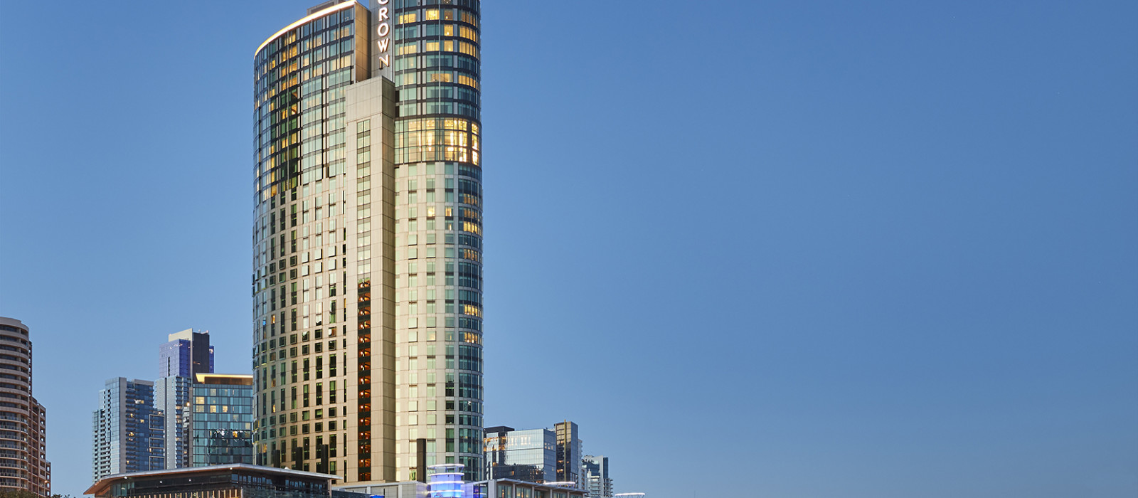 Hotel Crown Towers  Melbourne Australien