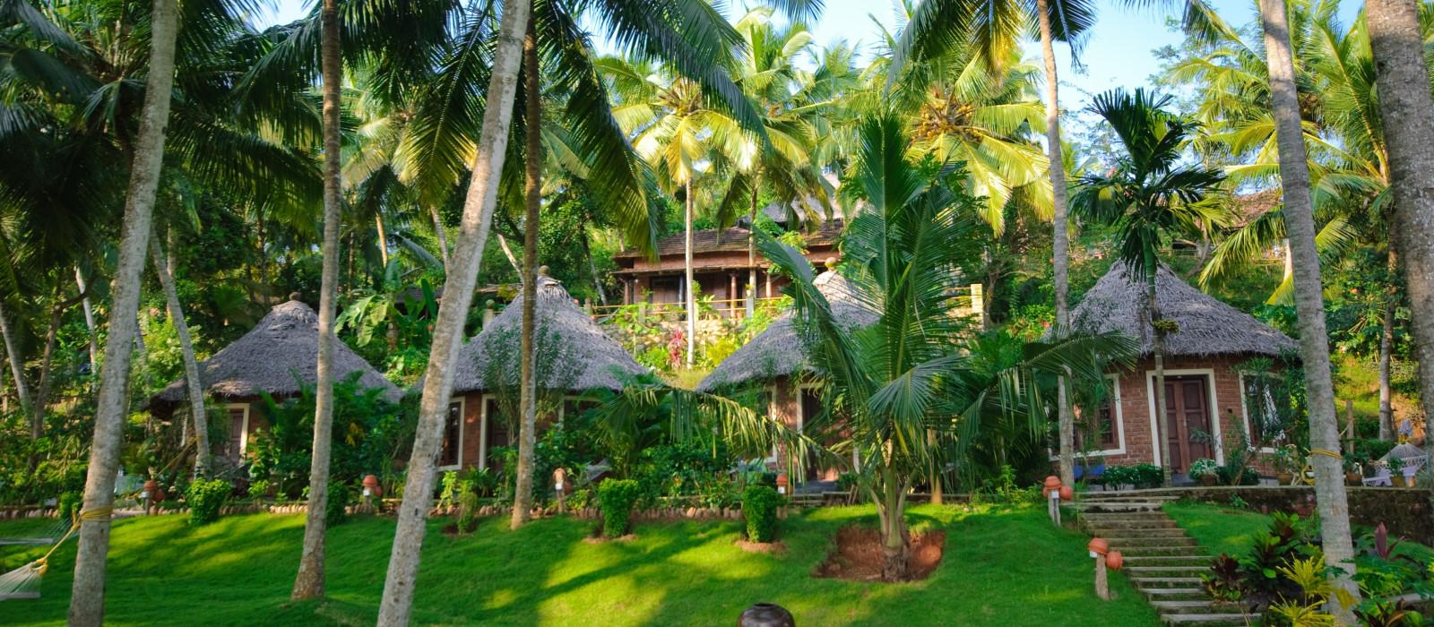 Hotel Somatheeram Südindien