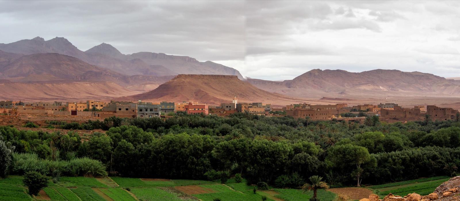 Hotel Kasbah  Chergui Marokko