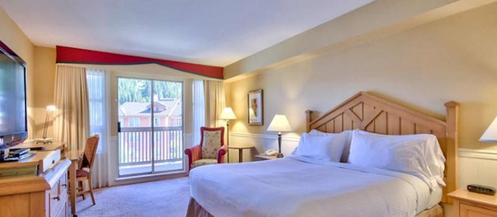 Hotel Sun Peaks Grand  & Conference Centre Kanada
