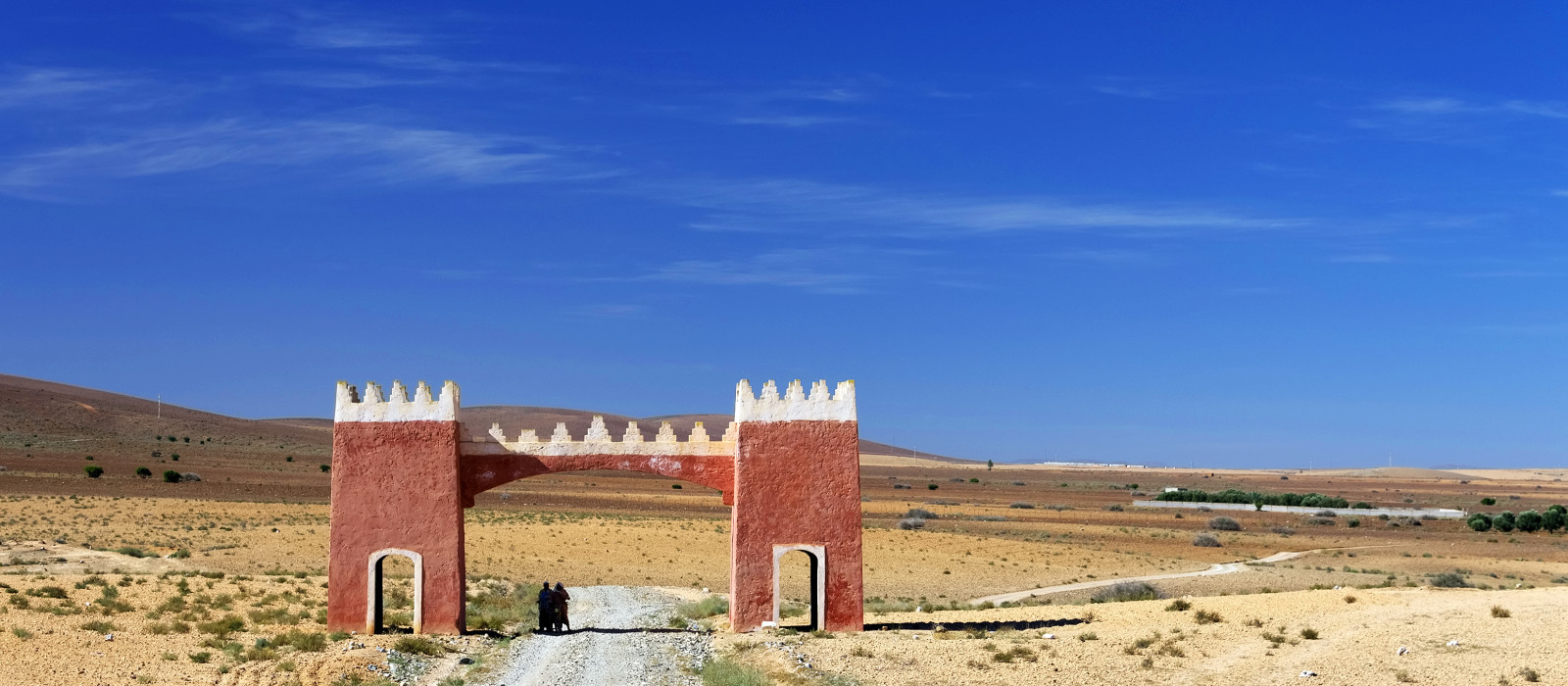 Destination Tafraoute Morocco