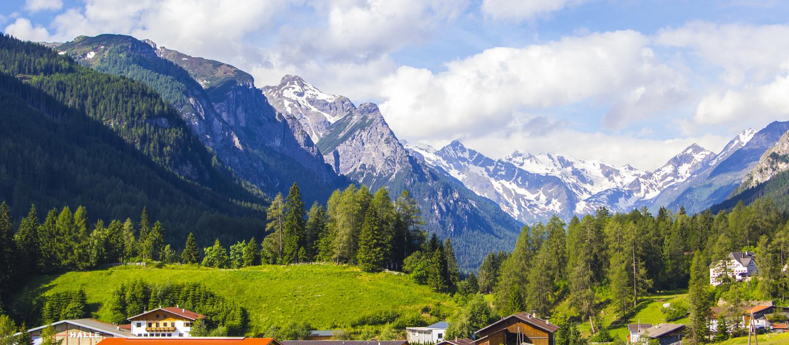 Destination Innsbruck European Cities