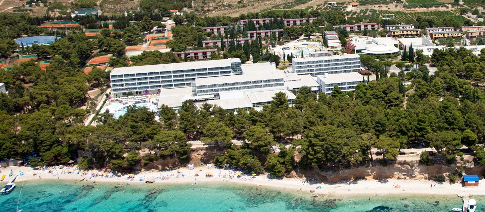Hotel Bluesun  Elaphusa Kroatien & Slowenien