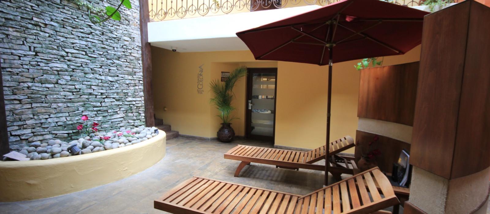 Hotel Casa del Alma Mexiko