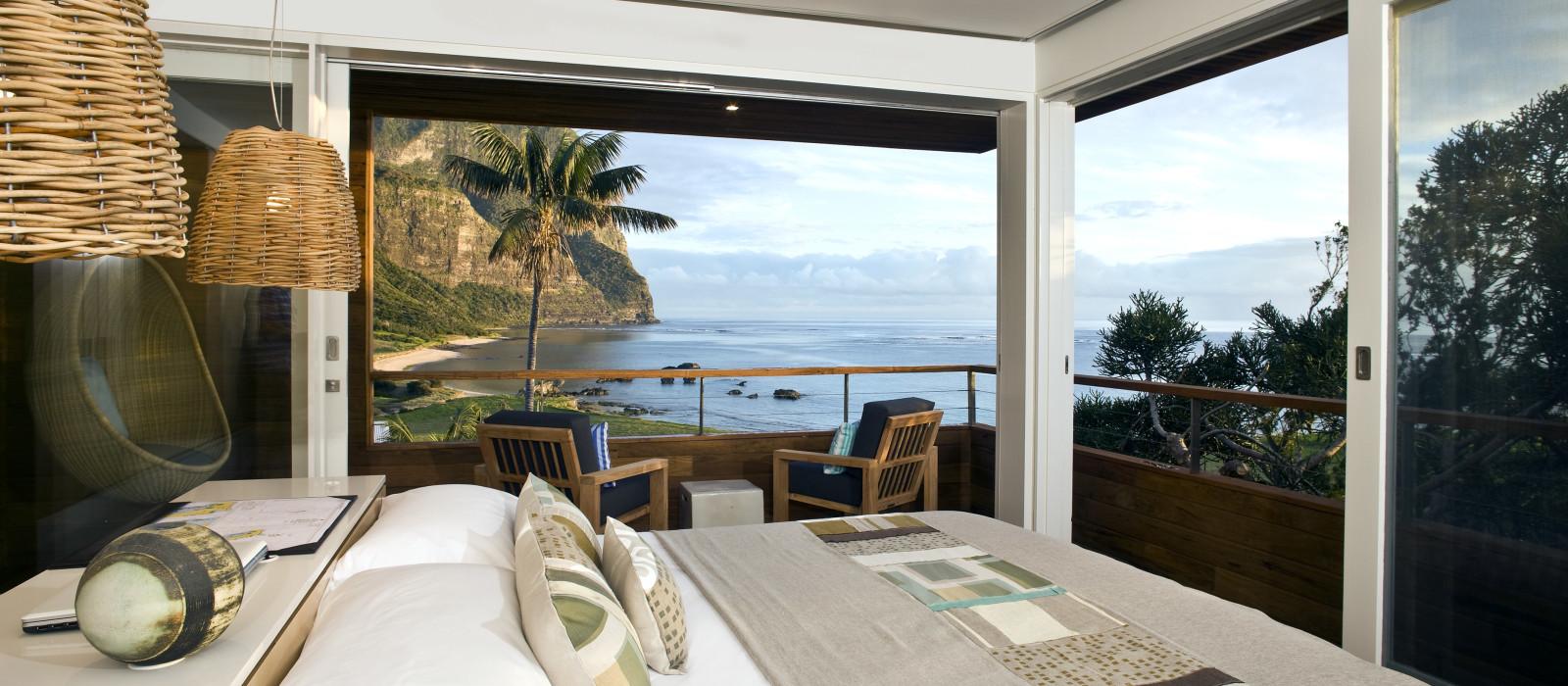 Hotel Capella Lodge Lord Howe Island Australia
