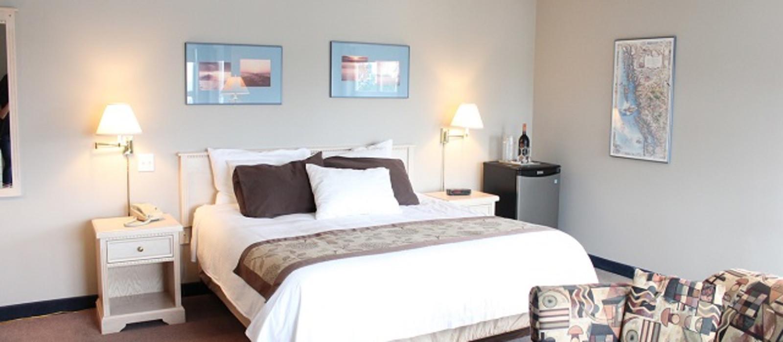 Hotel Quarterdeck Inn & Marina Resort Kanada
