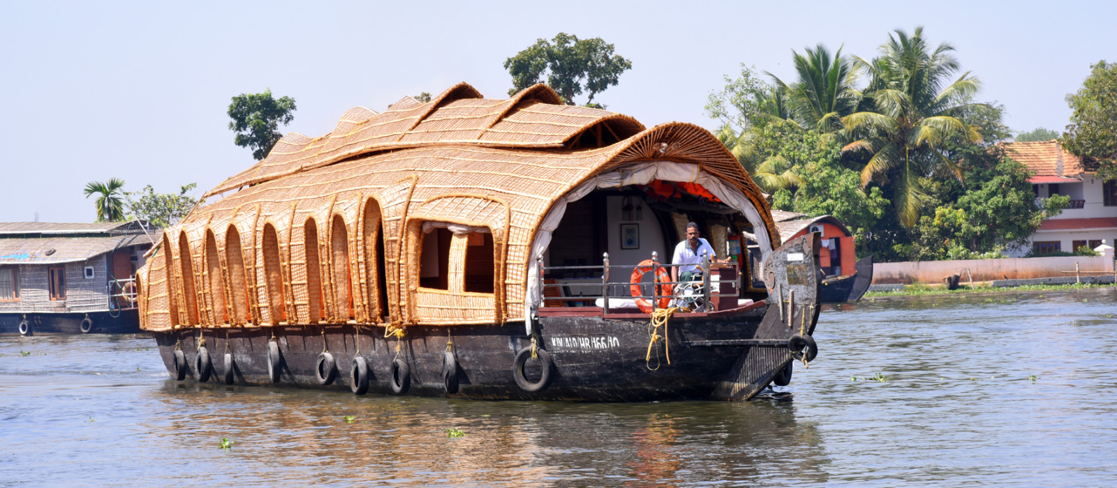 Hotel Evergreen Houseboat South India