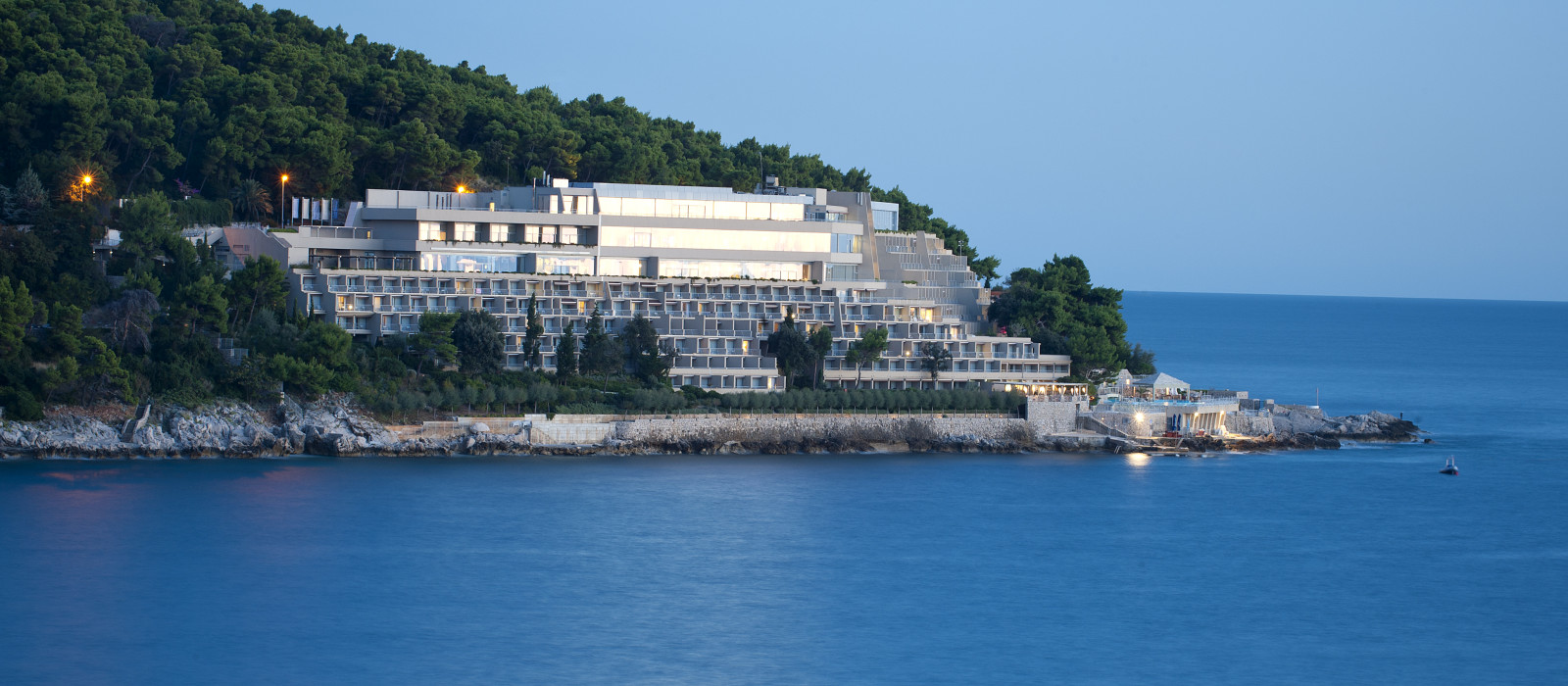 Hotel  Dubrovnik Palace Croatia & Slovenia