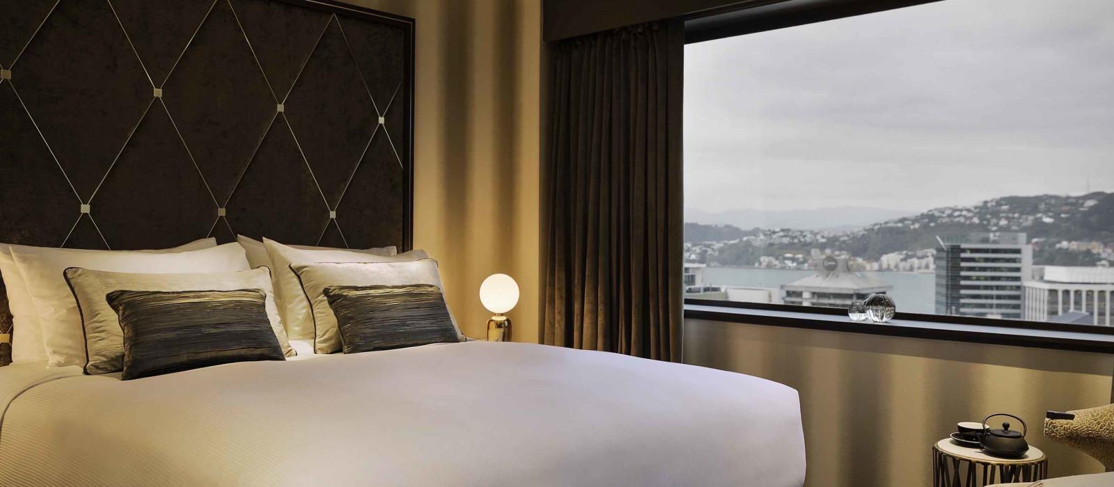 Hotel Sofitel Wellington New Zealand