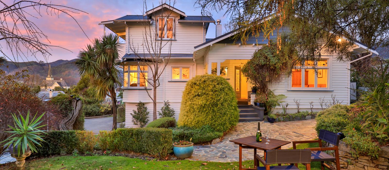 Hotel Shelbourne Villa Neuseeland