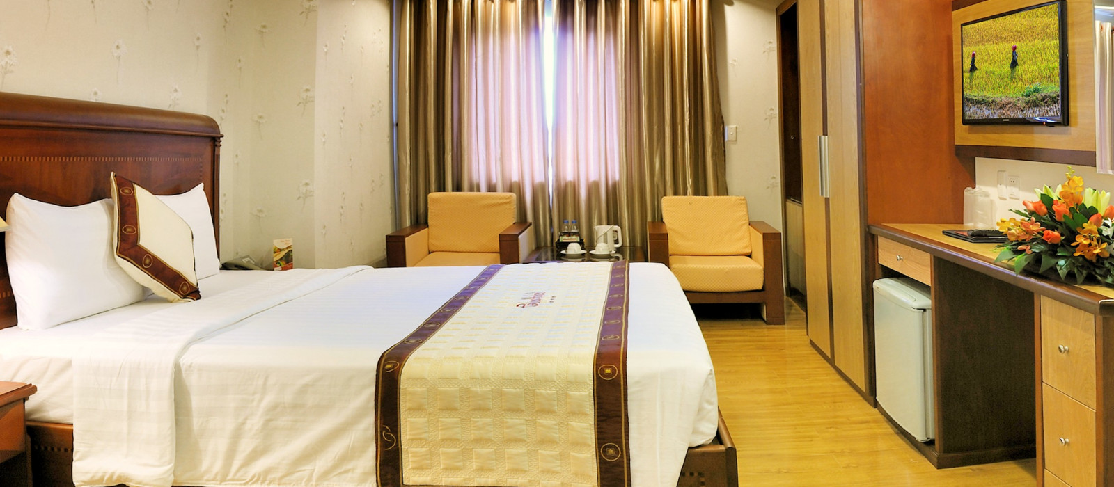 Hotel Elios  Saigon Vietnam
