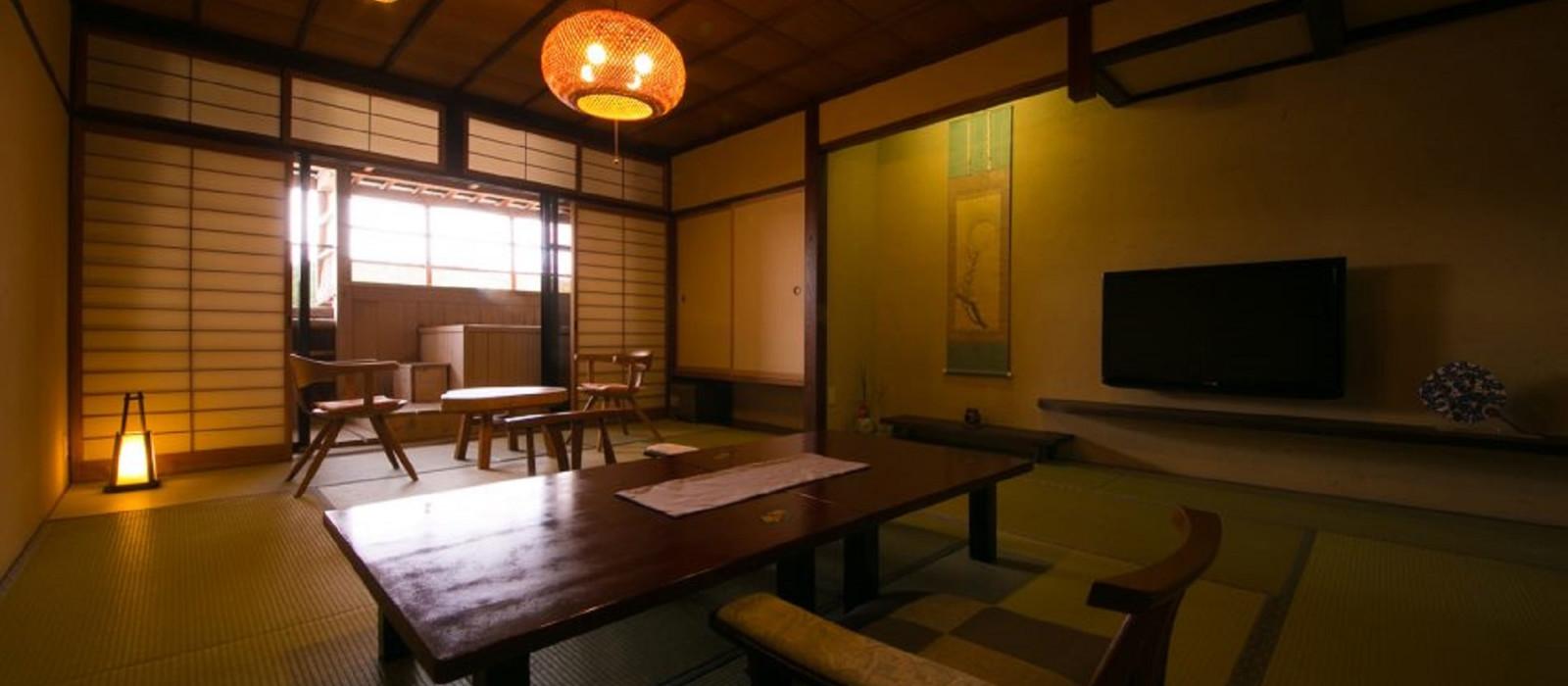 Hotel Hidatei Hanaougi Ryokan Japan