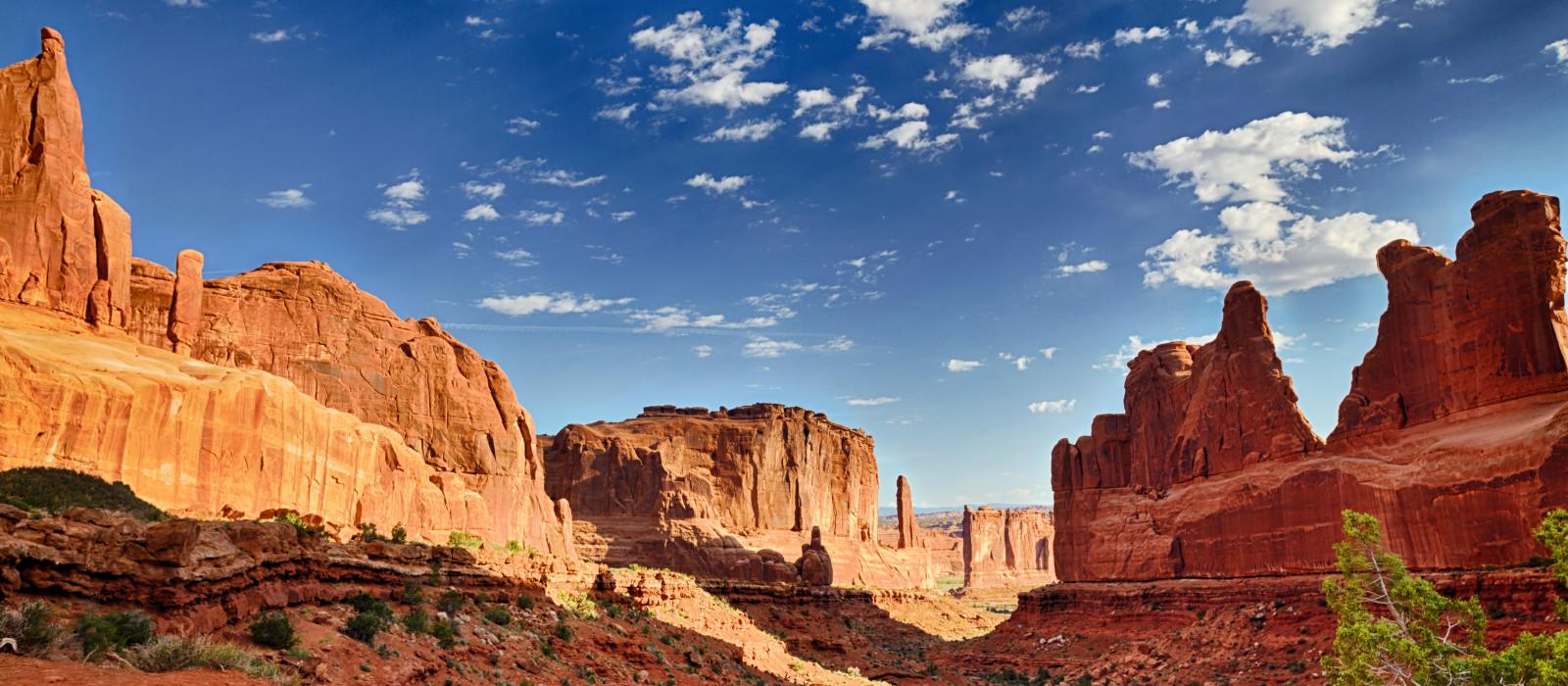 Reiseziel Moab USA