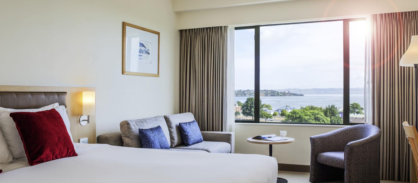 Hotel Novotel Rotorua Lakeside Neuseeland