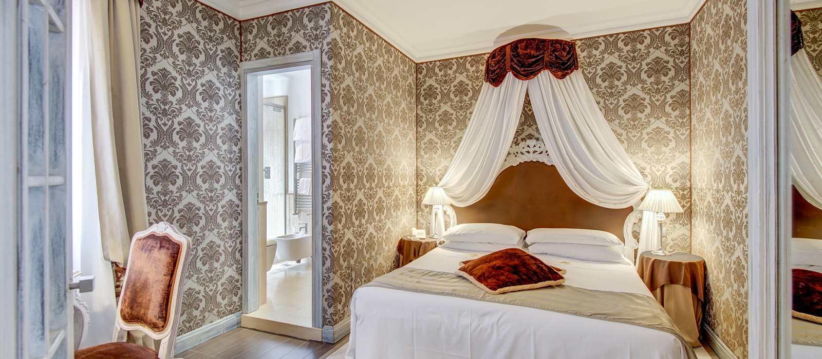 Hotel Antiche Figure  Italien
