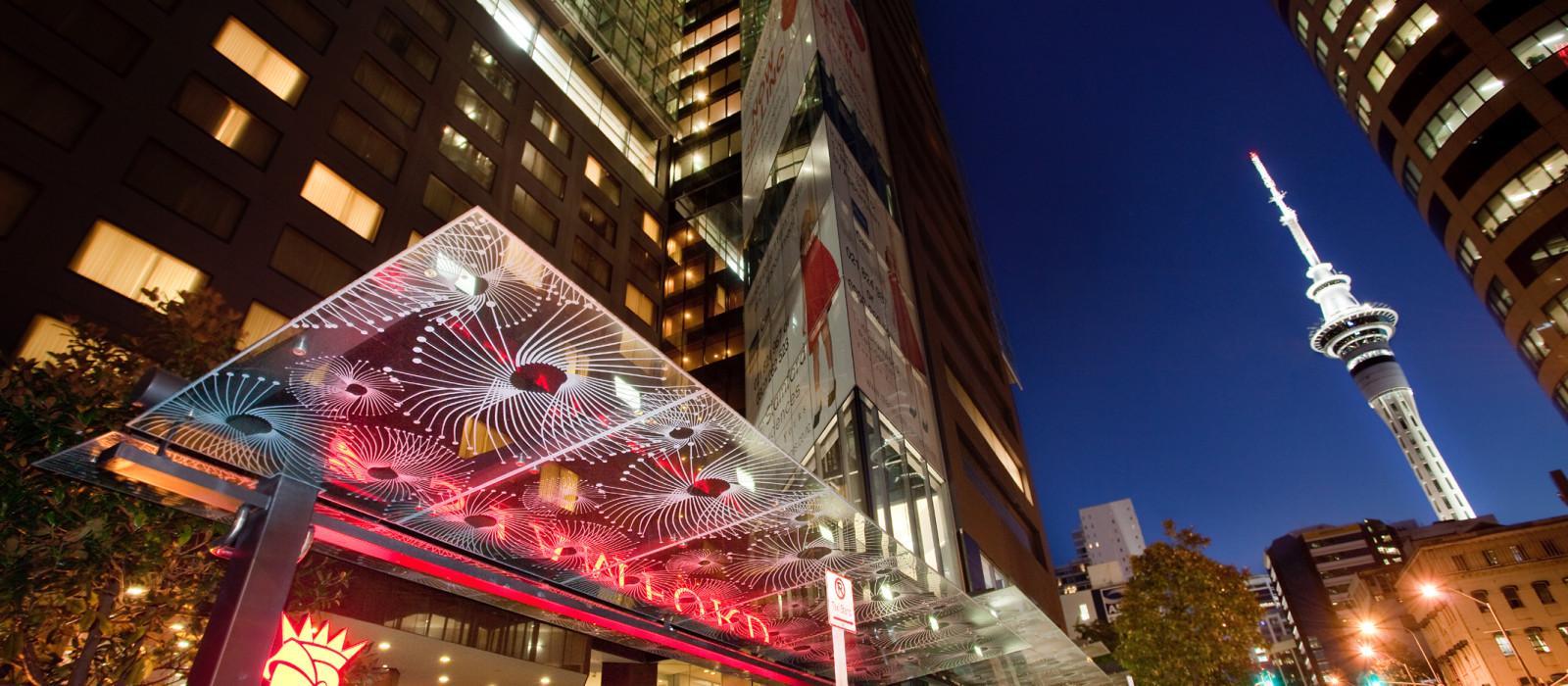 Hotel Stamford Plaza New Zealand