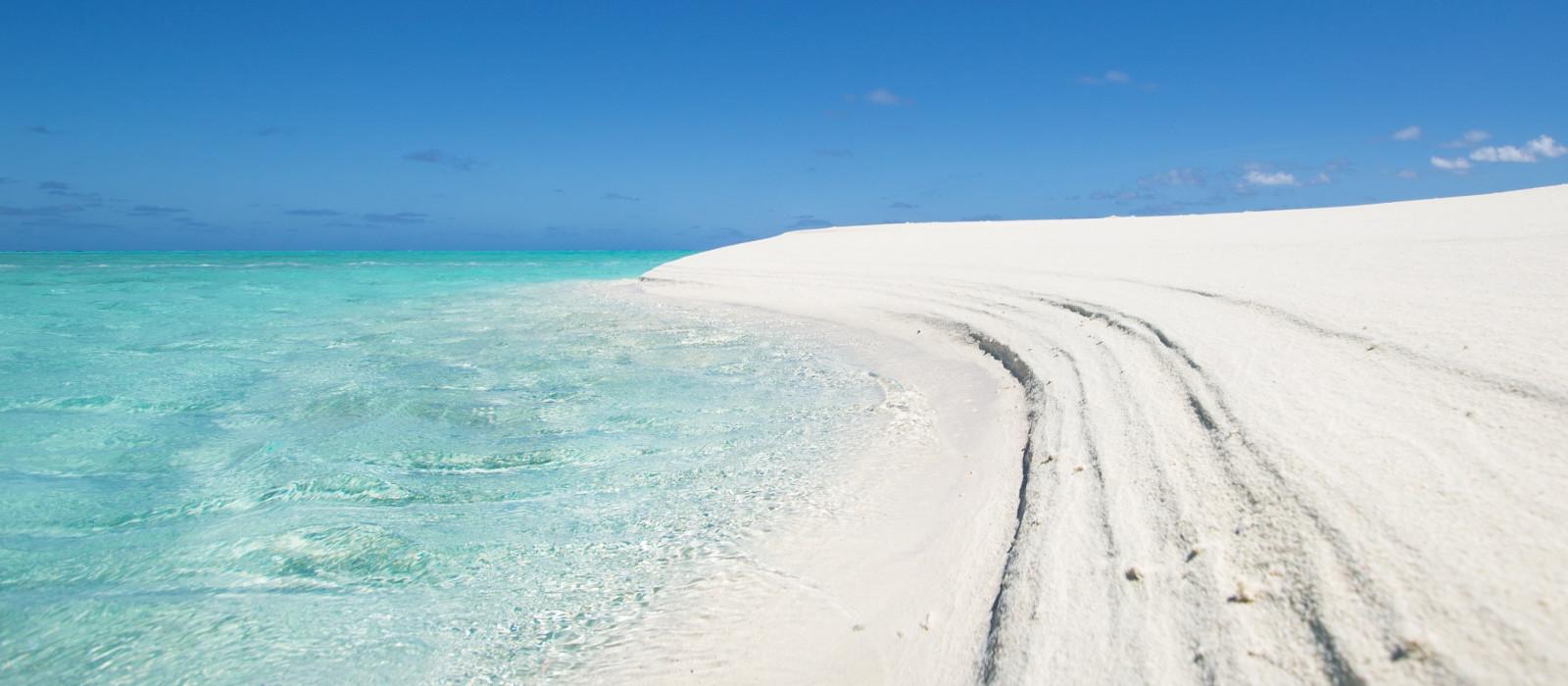 Reiseziel Aitutaki Cook Inseln