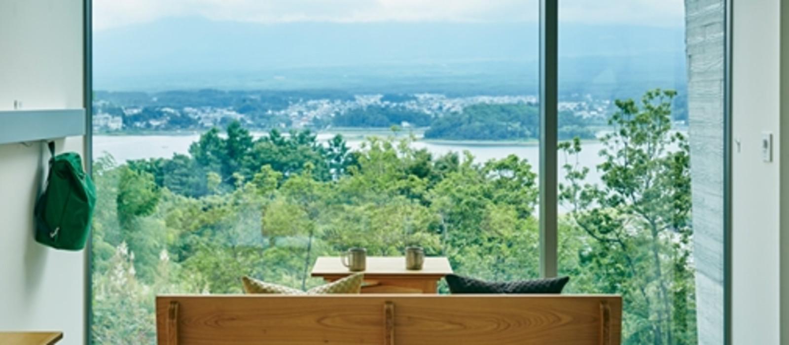 Hotel Hoshinoya Fuji Japan