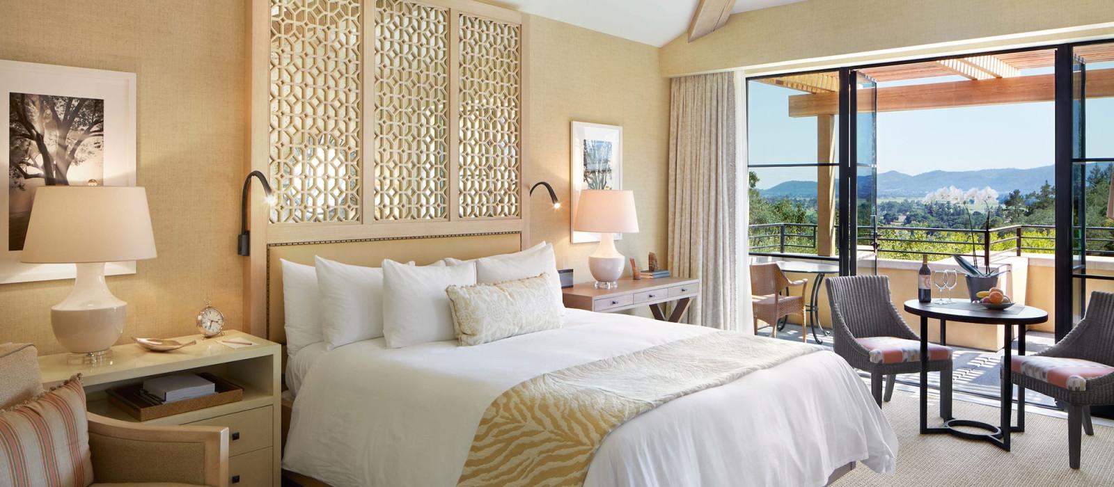Hotel Auberge du Soleil USA