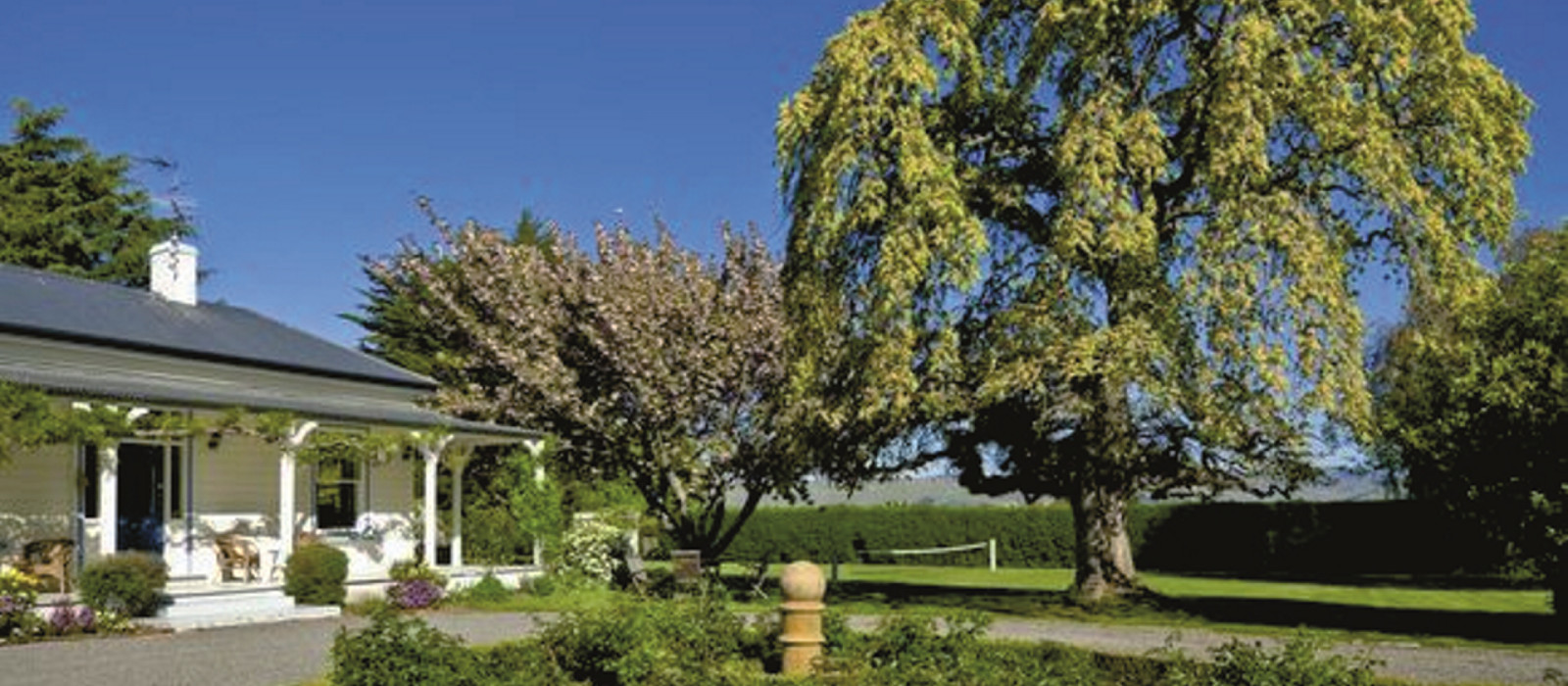 Hotel St Leonards Vineyard Cottages Neuseeland