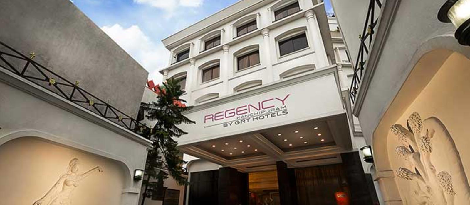 Hotel GRT Regency Südindien