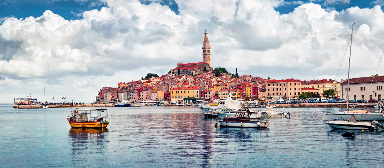 Destination Rovinj Croatia & Slovenia
